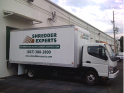 orlando paper shredding